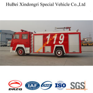 15ton Steyrking Water Fire Truck Euro3 pictures & photos