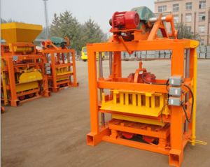 Top Quality Qtj4-40 Hollow and Paver and Solid Brick Making Machine pictures & photos