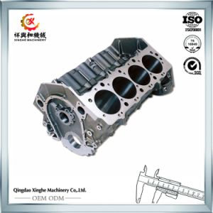Zamak 3 Die Casting Alloy Casting with Blasting pictures & photos