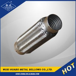 Yangbo Factory Provide 304 Braided Exhaust Pipe pictures & photos