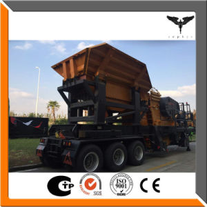 Cw Series Wheeled Stone Crusher Plant pictures & photos