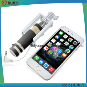 Super Mini Handheld Selfie Stick for iPhone Samsung -Black pictures & photos