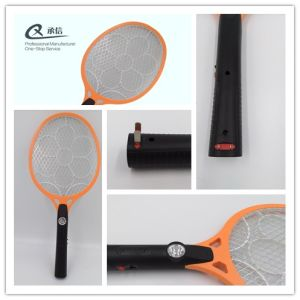 Hot Selling Electric Rechargeable Mosquito Trap Killer Bat & Insect Racket pictures & photos
