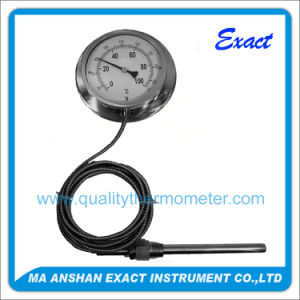 Hot Sale Gas Filled Temperature Gauge, Widely Using Thermometer pictures & photos