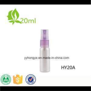 20ml Plastic Bottle with Colorful Mist Sprayer pictures & photos