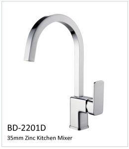Bd2201c 35mm Zinc Single Lever Bath Faucet pictures & photos