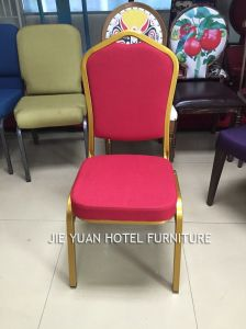 Hotel Furniture 1.5mm Steel Stacking Meeting Hall Banquet Chair (JY-T01) pictures & photos