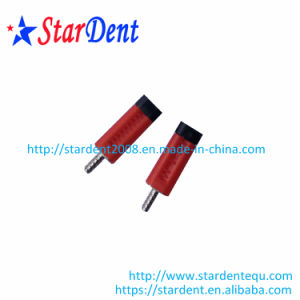 Dental Brass Dowel Twin Pins with Red Color pictures & photos