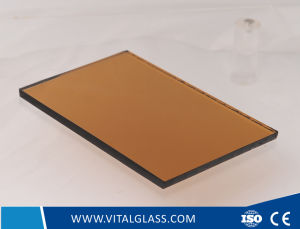 2mm-21mm Colour Reflective Building Float Glass with Good Price pictures & photos