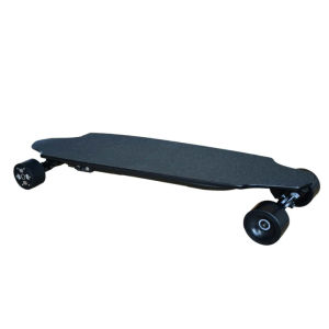 Popular 1000W Power Boosted 4 Wheel Electric Skateboard pictures & photos