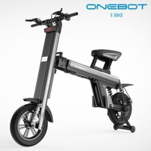 "12"" Tyres Folding Electric Scooter with Dual Rear Disc Brake, Front&Rear Dual Shock Absorber pictures & photos"