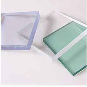 Clear Hard Plastic Polycarbonate Solid Sheet Carpet Chair Mats Stud pictures & photos
