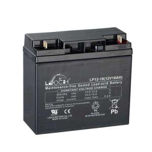 12V 18ah AGM Battery for Solar & Wind System