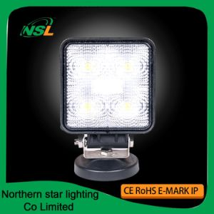 LED Working Lights 15W 5PCS * 3W Epistar Spot Flood Beam Auto Accessories Work Lamp pictures & photos