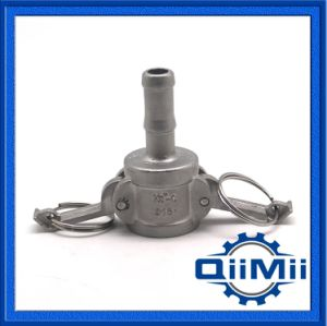Sanitary Stainless Steel Camlock Ss304/316L pictures & photos