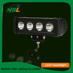 LED Outdoor Flood Light LED Light Bar LED Crees 7.8inch LED Light Bar Cheap LED Light Bars 40W pictures & photos