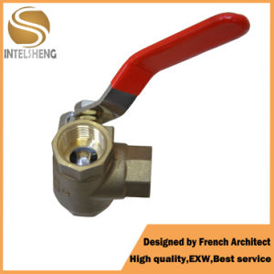 Brass 3 Piece Ball Valve pictures & photos