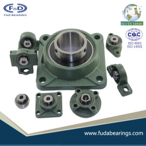 Insert ball bearing units UCP207-23 pillow block bearing pictures & photos