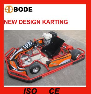 270cc Automatic CVT Adult Pedal Go Kart Racing Karting Mc-479A pictures & photos