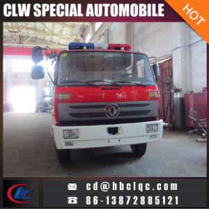 Good Quality 8m3 10m3 Fire Vehicle Fire Fighting Tank Truck pictures & photos