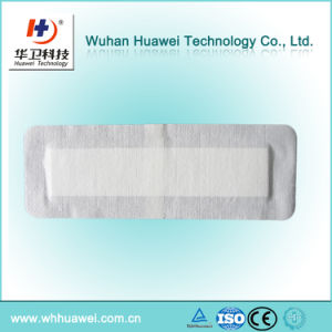 Disposable Non-Woven Wound Dressing Steriled for Wound Care pictures & photos
