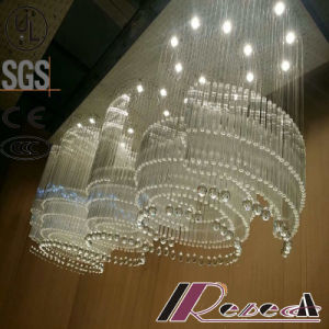 Hotel Decorative Luxury K9 Crystal Chandelier for Hall pictures & photos