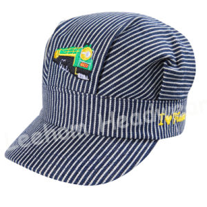 (LE16015) Popular Train Engineer Cap pictures & photos
