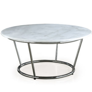 Modern Glass/Marble Coffee Table Living Room Furniture (M075/MS075) pictures & photos