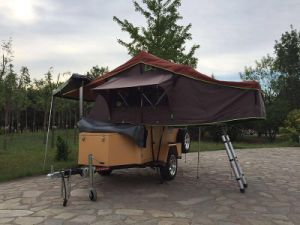 2017 New Products Good Quality 4X4 Car Roof Top Tent Awning Factory Directly Wholesale pictures & photos