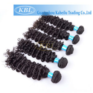Grade Aaaaa Natural Color Unprocessed Virgin Remy Brazilian Hair pictures & photos