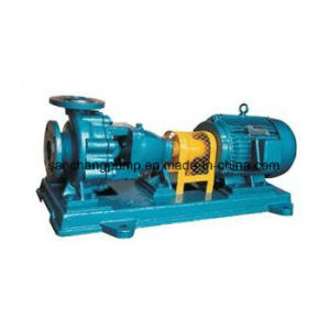 Ih End Suction Single Stage Corrosion Proof Pumps pictures & photos