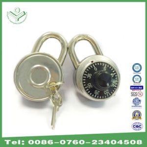 Stainless Steel Material Combination Door Lock Safety Padlock pictures & photos