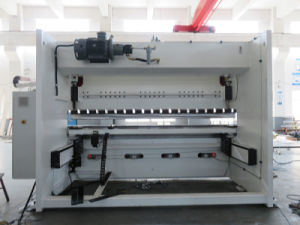 250t 4000mm Electro-Hydraulic Servo Sheet Metal Plate CNC Bending Machine pictures & photos
