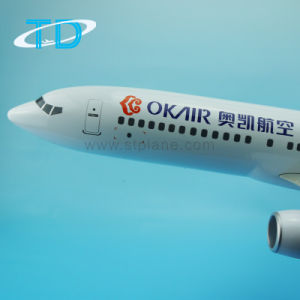 """Okair"" Boeing B737-800 Resinic Craft pictures & photos"