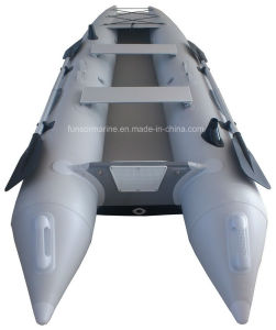 Airmat Floor New Inflatable Kayak (FWS-K360) pictures & photos
