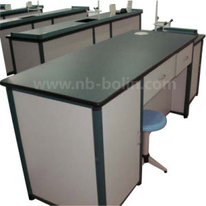 Science Lab Furniture Centre Table Designs Chemistry Laboratory pictures & photos