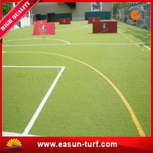 Durable Anti UV Artificial Grass Football Field Turf pictures & photos