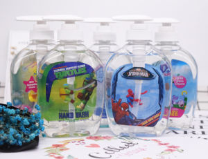 New Arrived Cartoon Hand Wash with Leonardo Charm pictures & photos