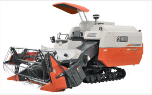 Kubota Rice and Wheat Combine Harvester with Harvest Width 2.0 pictures & photos