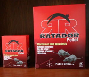 Rodenticide Bromadiolone 0.005% Rat Poison Raticide for Supermarket Sell pictures & photos