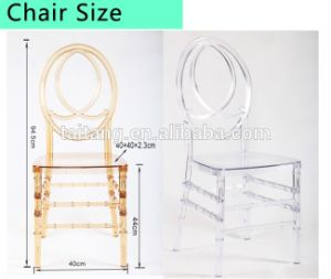 Transparent Clear Tiffany Chair Wedding Event Use pictures & photos