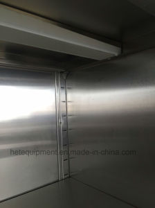 Restaurant Supply Heavy Duty Stainless Kitchen Cabinets with Good Quality pictures & photos