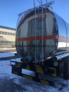 50 000 litres aluminum Edible oil tanker trailer pictures & photos