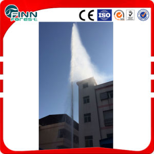 Fenlin New Design Water Jetting Lake Floating High Fountain pictures & photos