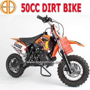Bode New Gas Water-Cooled 49cc 50cc Mini Kids Child Pit Bike Dirt Bike for Sale Cheap Similar K-T-M pictures & photos