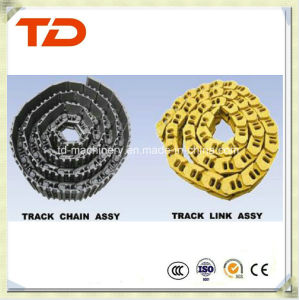 Komatsu PC400-5 Excavator Spare Parts Track Link Assembly Excavator Link Chain for Excavator Undercarriage Spare Parts