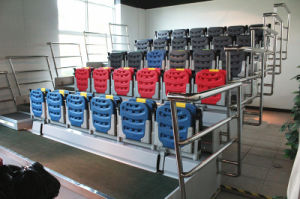 Indoor Space Saving Retractable Tribune Seats for Sale, Telescopic Bleacher System pictures & photos
