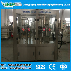 Hot Sale Automatic Juice Filling Machine Manufacturer Prices for Sale pictures & photos