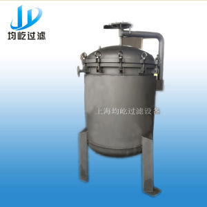 Filter Bag Housing Ss304/316 for Deep Well Water Filtration pictures & photos