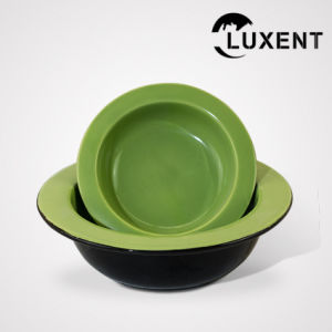 High Quality Ceramic Round Baking Ware, Coffee Shop Salad Bowl pictures & photos